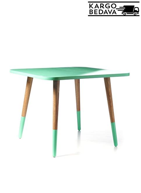 Woodenbend Masa Yeşil